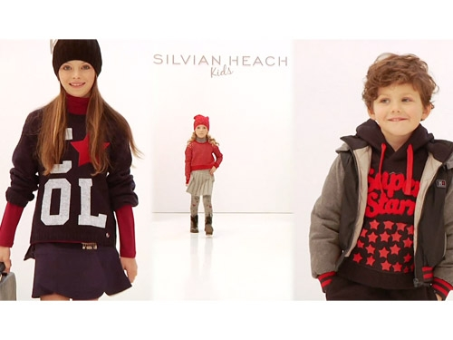 Silvian Heach Kids Video Lookbook FW2014/15