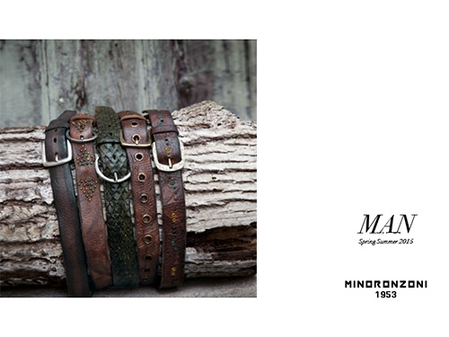 Minoronzoni1953 Catalogue SS2015