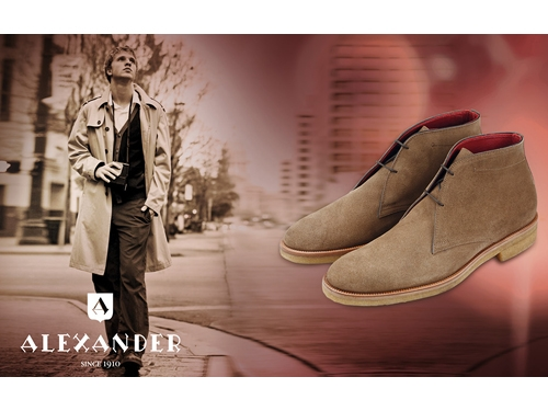 Alexander Shoes Project