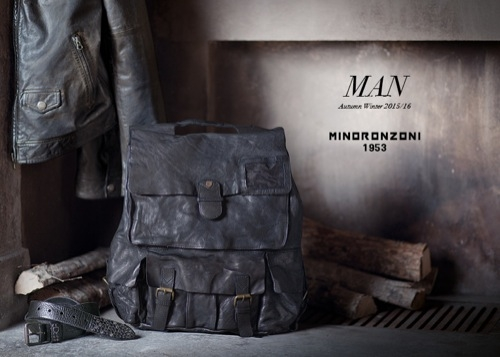 Minoronzoni1953 Catalogue FW 2015-16