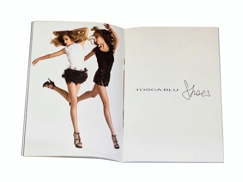 ToscaBluShoes Catalogues
